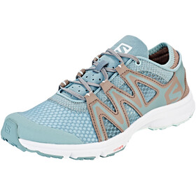 Salomon Crossamphibian Swift 2 Shoes Women lead/deep taupe/icy morn